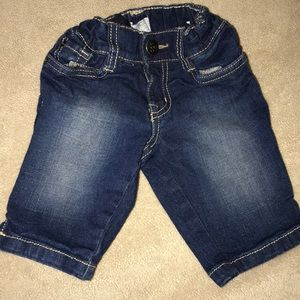 Children's Place Jean Bermuda Shorts